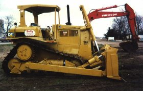 D6H Bulldozer belonging to Selly Excavating